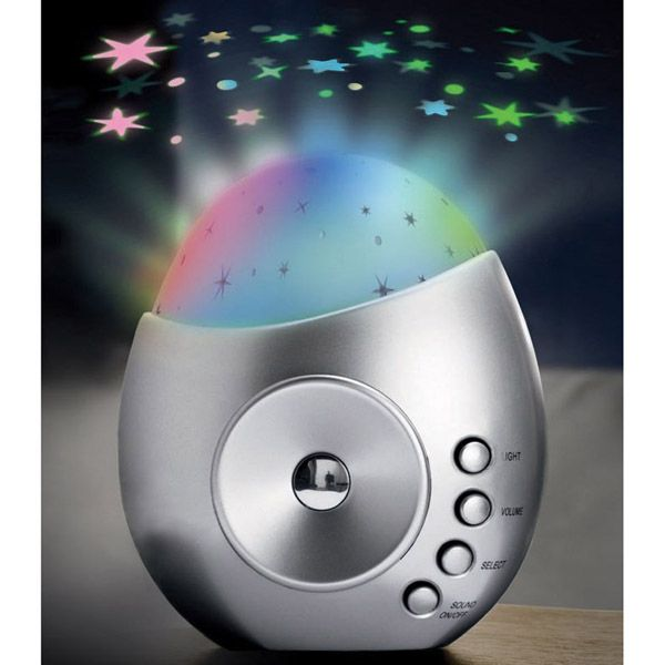 Galaxy star projector and sound machine silver bellas little galaxy star projector and sound machine silver bellas little ones buy ergo baby baby gifts onlinebirthday negle Images