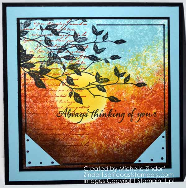 Thinking Of You Card By Michelle Zindorf (With Images