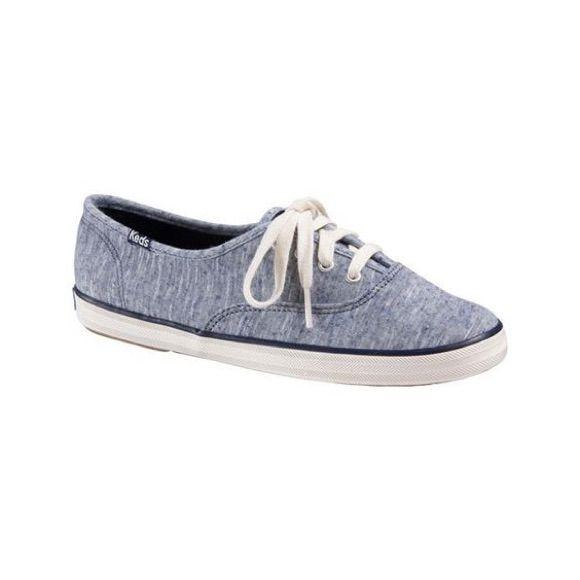 Women'S Keds Champion Jersey Blue Sneaker