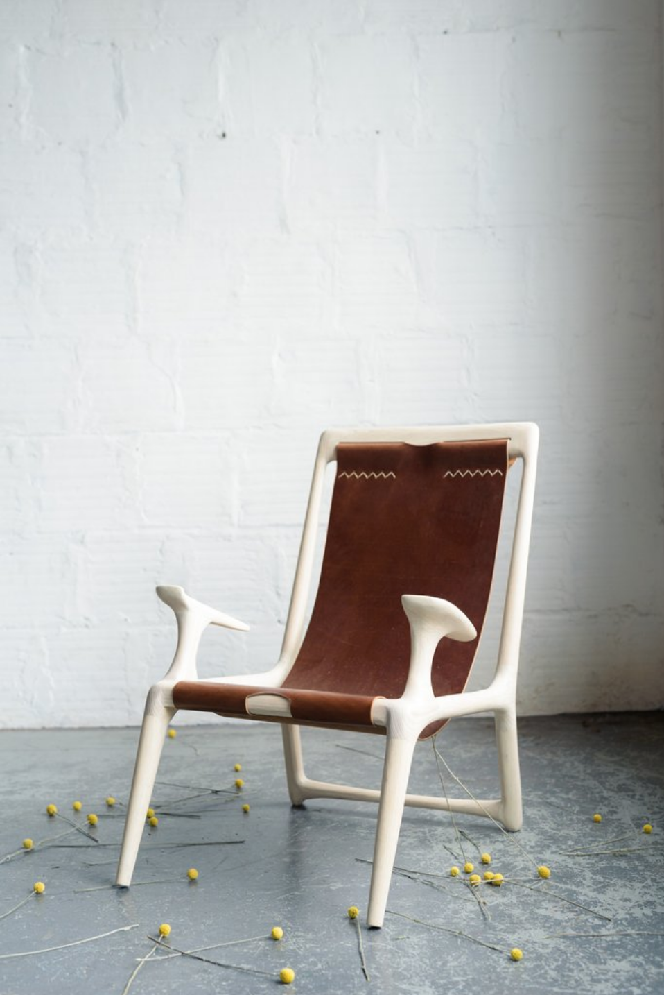 The Sling Chair by Fernweh Woodworking #woodworkingprojectschair