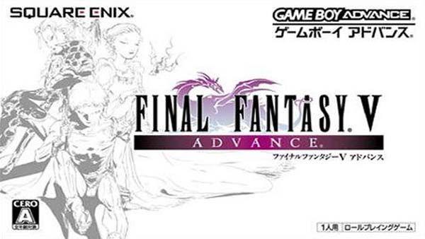 final fantasy 5 gba rom