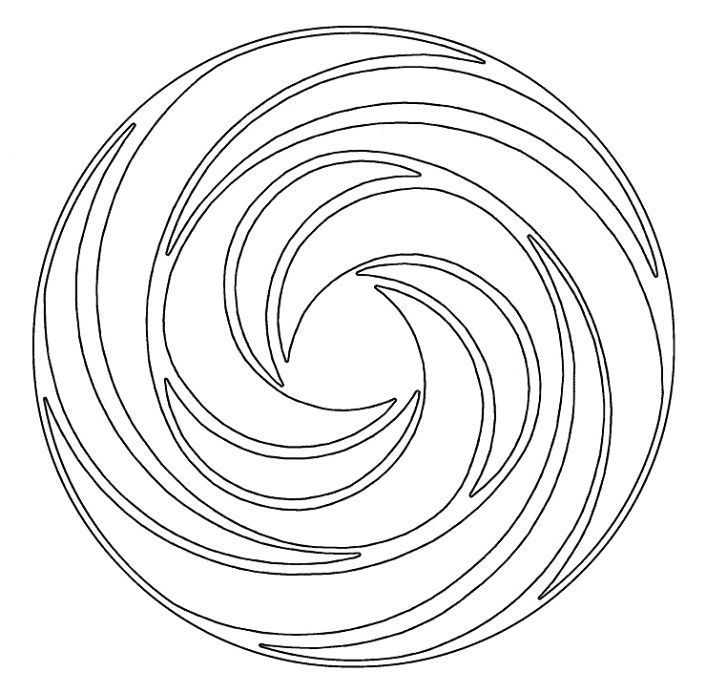 Swirl Mandala Coloring Pages Coloring Pages Mandala Coloring Pages Mandala Coloring