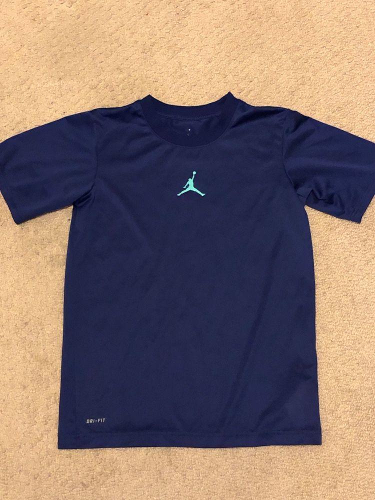 05b913f7c580 Nike Air Jordan Dri-Fit Kids T-Shirt  fashion  clothing  shoes  accessories   kidsclothingshoesaccs  boysclothingsizes4up (ebay link)