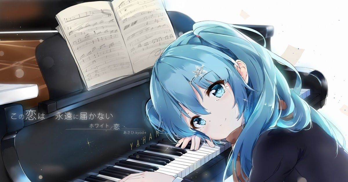 12 Anime Music Wallpaper Piano Weve Gathered More Than 3 Million Images Uploaded By Our Users And Sorted Them By The Most P Music Wallpaper Anime Anime Music