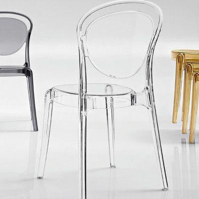 Calligaris Parisienne Dining Side Chair  sc 1 st  Pinterest & Calligaris Parisienne Dining Side Chair | Cohler on Design ...