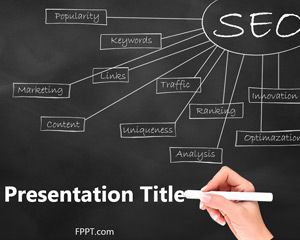 Free seo analysis powerpoint template presents pinterest free seo analysis powerpoint template toneelgroepblik Images