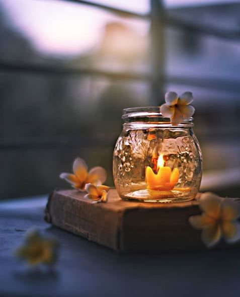 "soul-of-an-angel: ""©ridwan_ashique "" Massage Place, Good Massage, Candle Lanterns, Candle Jars, Candle Holders, Belle Tof, Wallpaper Backgrounds, Iphone Wallpaper, Homescreen Wallpaper"