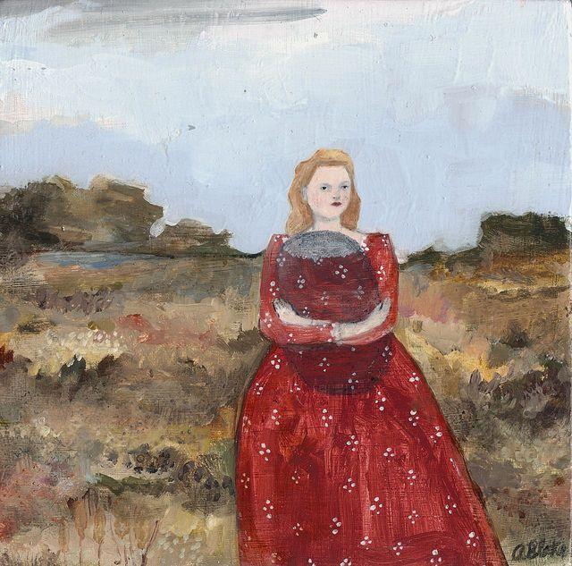 Amanda Blake  painter