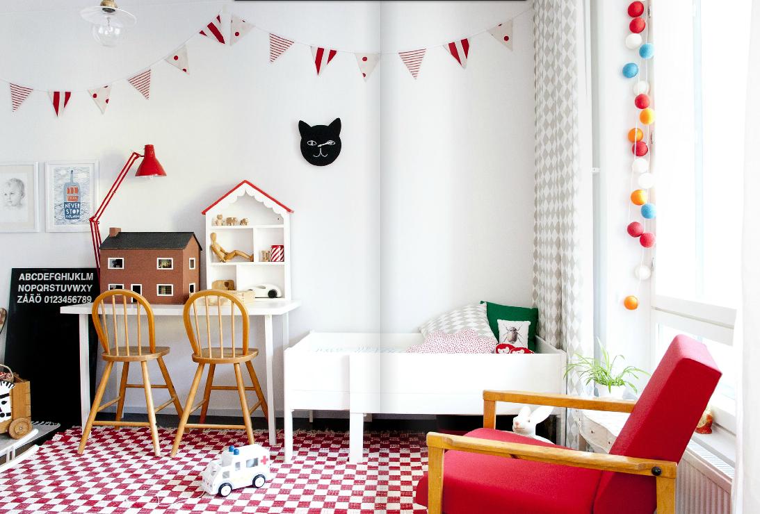 我們看到了。我們是生活@家。: 丹麥兒童時尚與居家生活風格雜誌Keiki 7月號!
