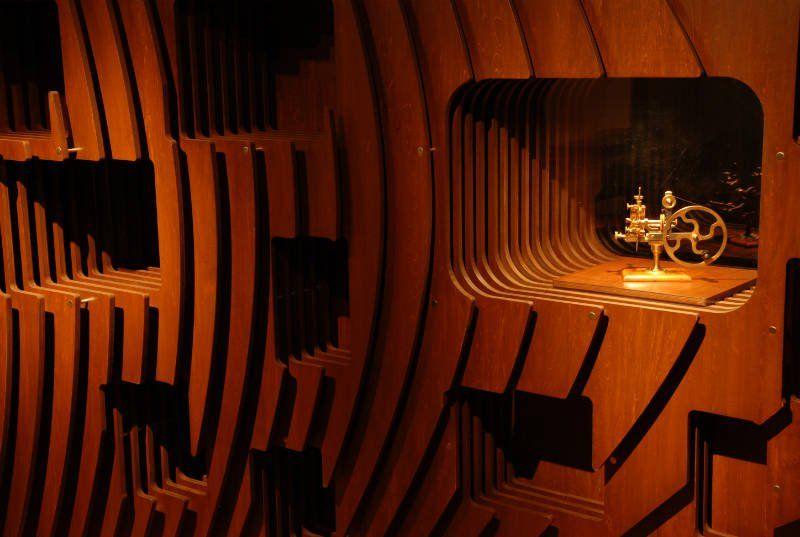 Antiquorum Japan - A project by noiz architects