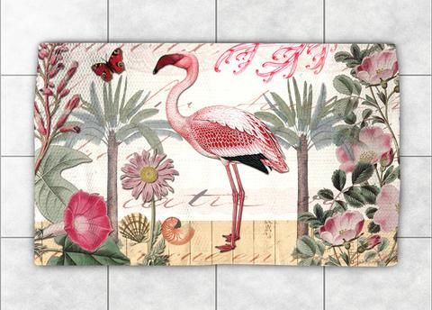 Curtains Ideas botanical shower curtain : Botanical Flamingo Shower Curtain | Beautiful, Colors and The o'jays