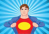 Superhero Illustrations and Clipart. 1135 superhero royalty free illustrations, drawings and graphics available to search from over 15 vector EPS clip art publishers.