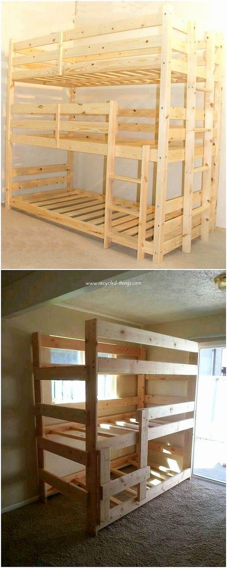T Shaped Bunk Bed Beautiful Fascinating Ideas To Repurpose Old