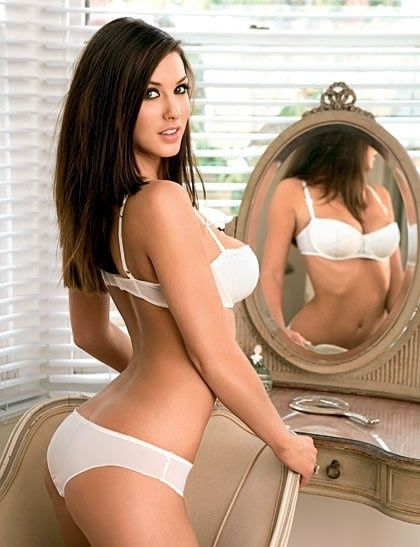 Alice Goodwin sexy body! Hot babe with brunette hair. Calendars of sexy women at sexy-calendars.com