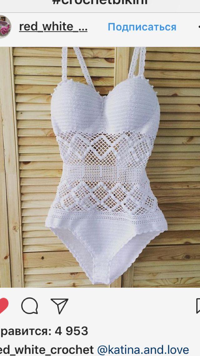 Pin By Ruru On Lingerie Crochet Crochet Bikini Crochet Bathing Suits