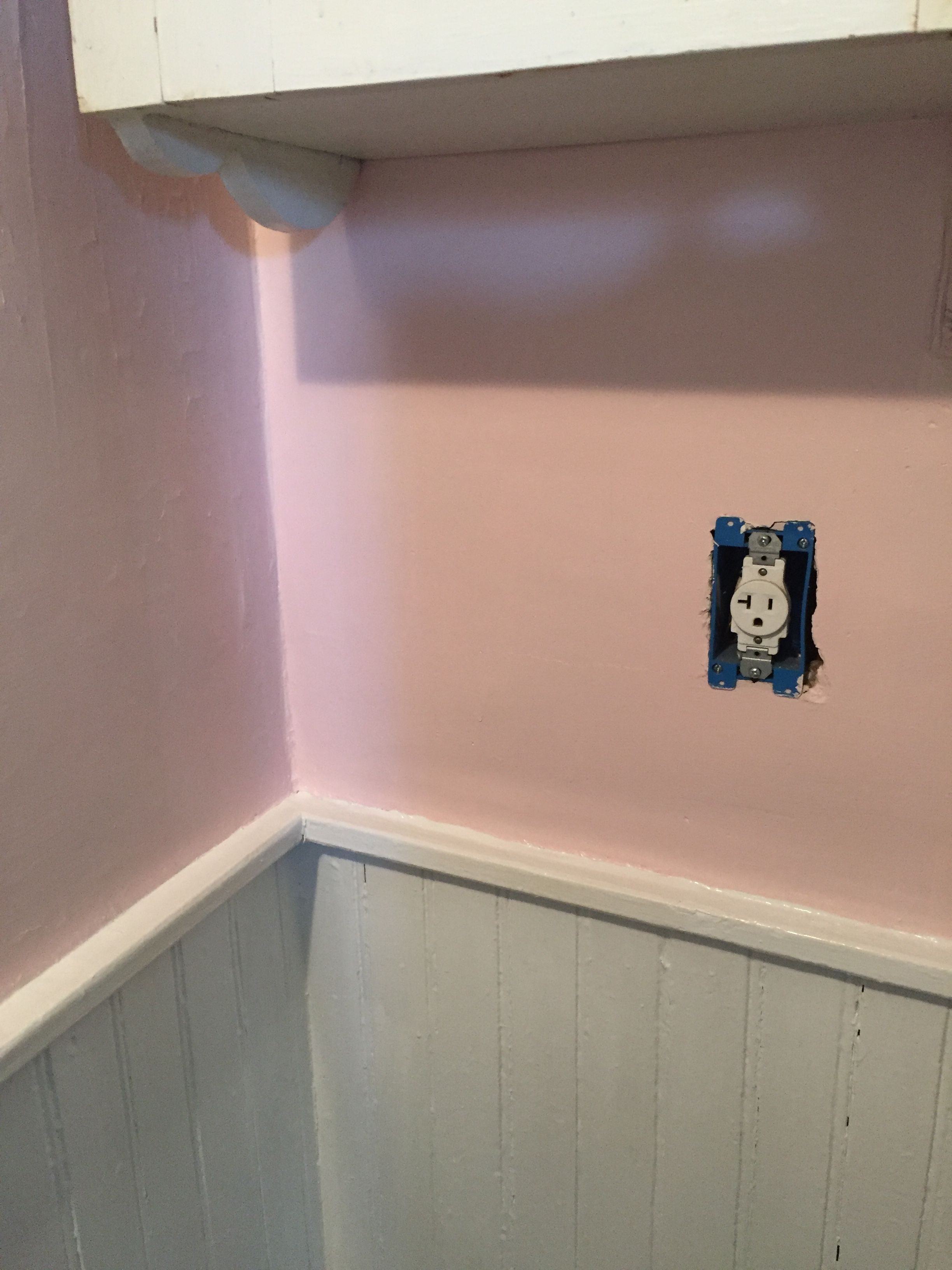 Sherwin Williams Super Paint Semi Gloss in Charming Pink