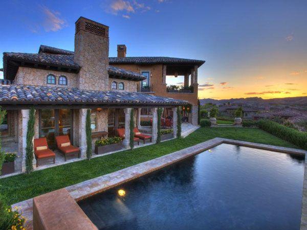 European Villa in Henderson, Nevada