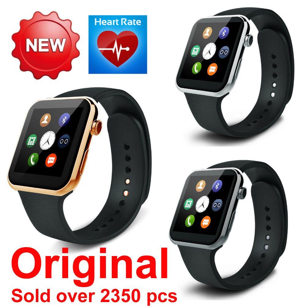 2015 New Smartwatch A9 Bluetooth Smart uhr für Apple