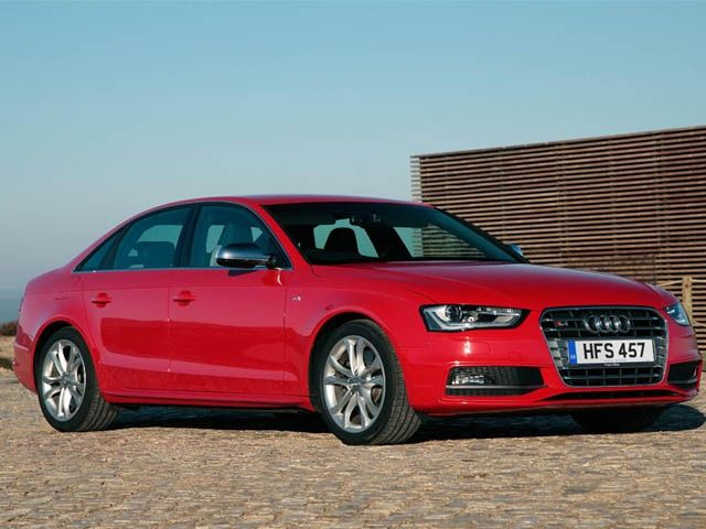 The new generation Audi S4 Saloon