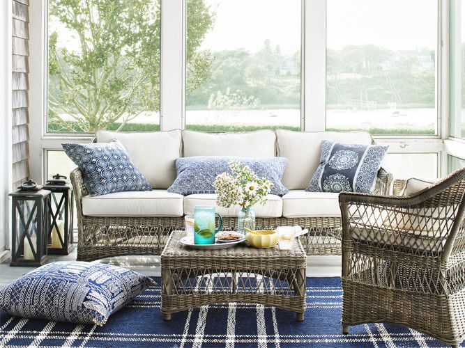 Sunroom home decor