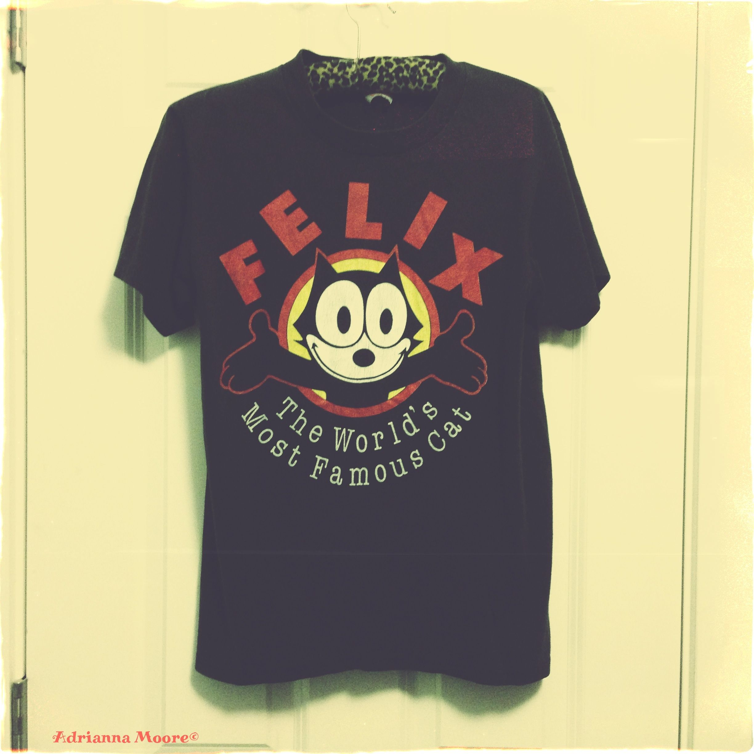 Felix The Cat Retro Japanese Kid/'s T-Shirt