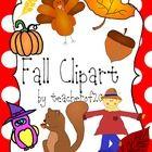 October Clipart Pack | Clip art, Vibrant colors, A pumpkin