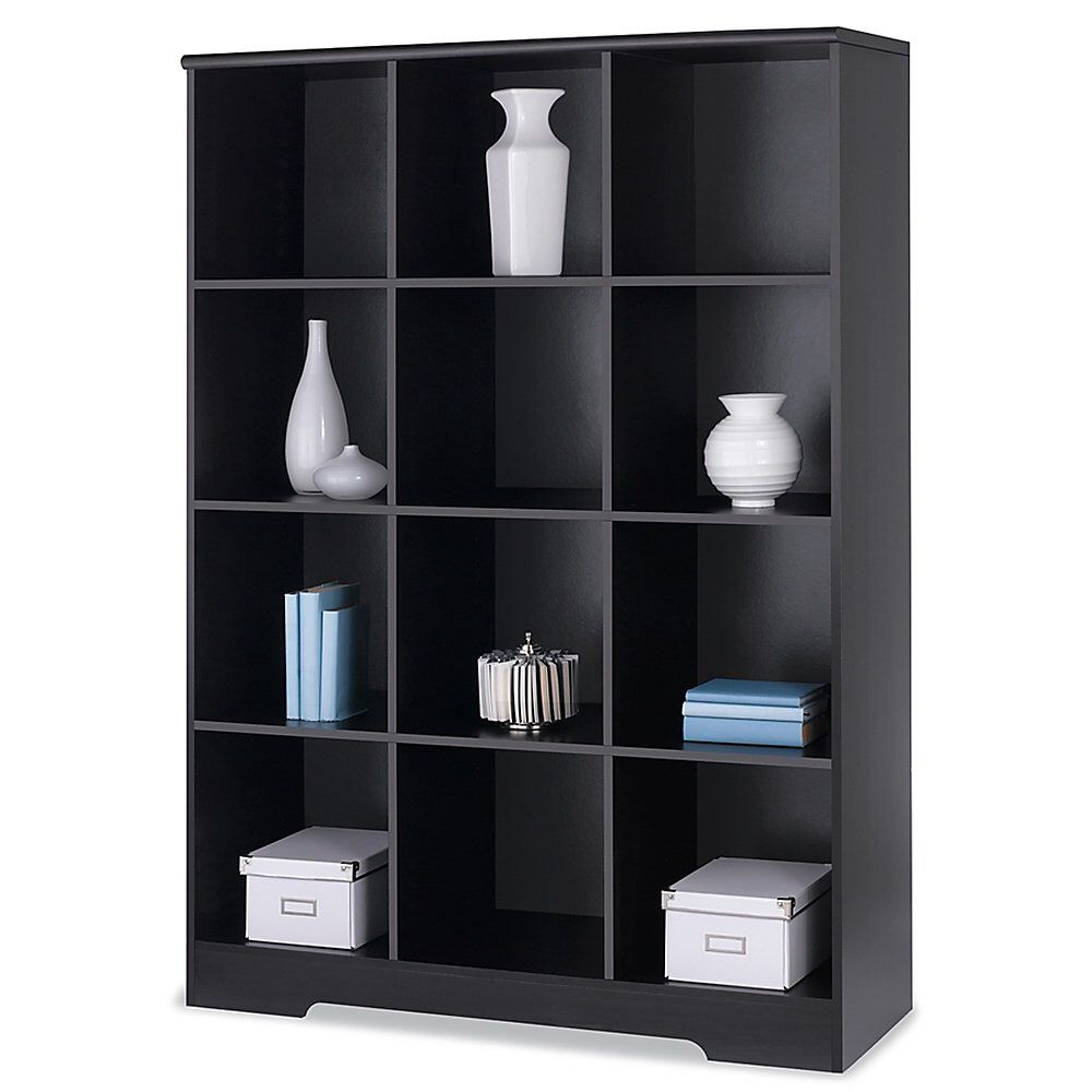 Four 12 Cube Storage Units From Office Depot 130 Each 63 5h