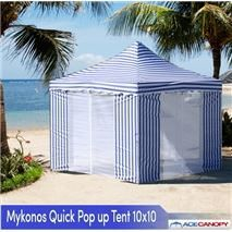 Sea Cove Quick Pop Up Tents / Canopy 10x10 The Sea Cove quick pop up tents & Sea Cove Quick Pop Up Tents / Canopy 10x10 The Sea Cove quick pop ...