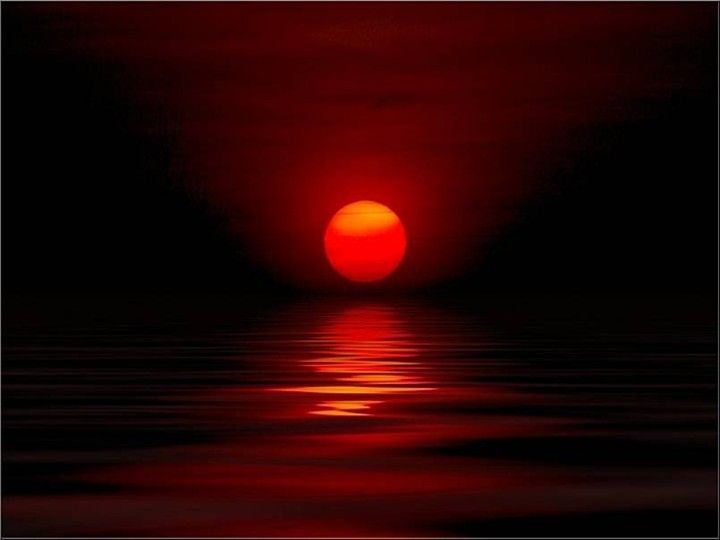 Red Colour - Beautiful Photos