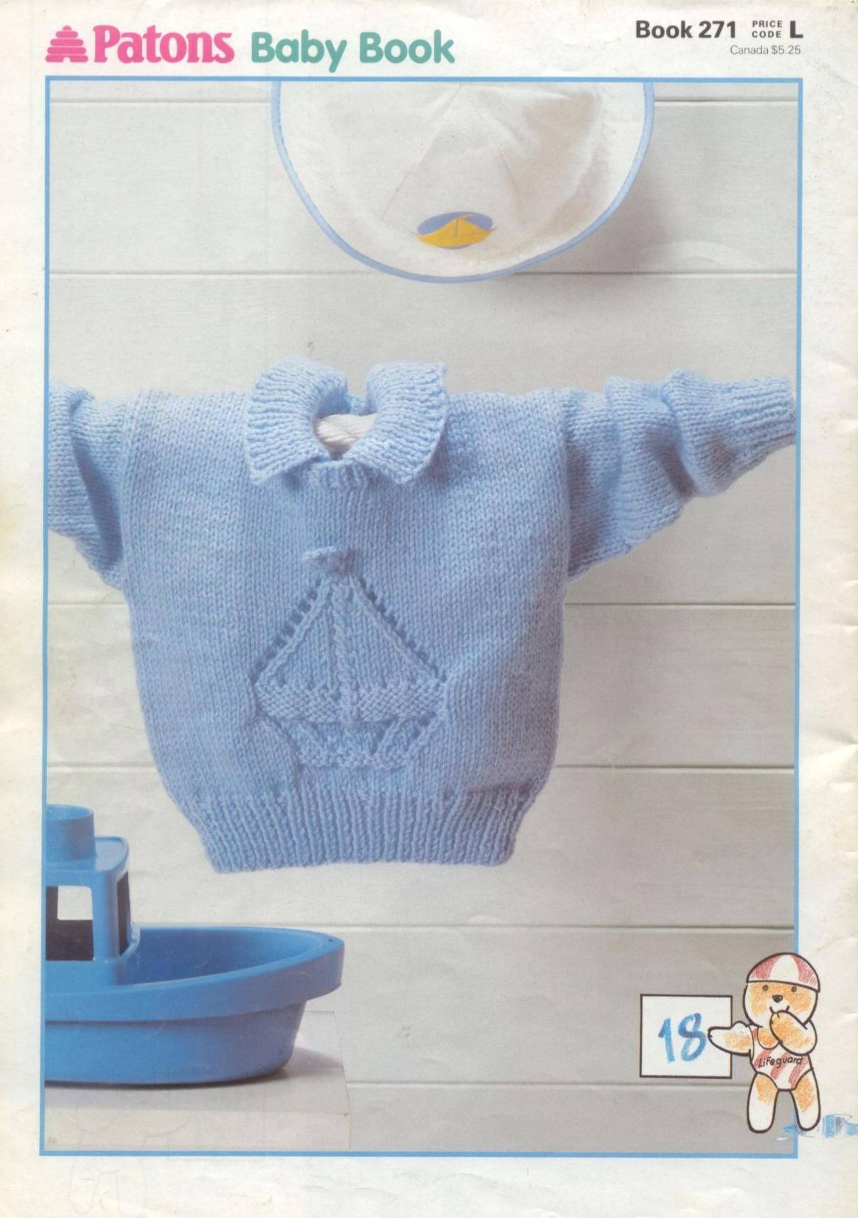 Patons 271 Baby Book   Knits for kids   Pinterest   Babies, Baby ...