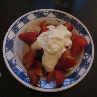 Shortcake recipe