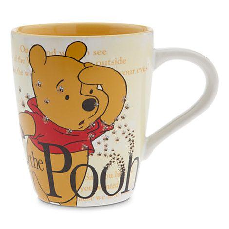 Winnie the Pooh Storybook Mug | home | Pinterest