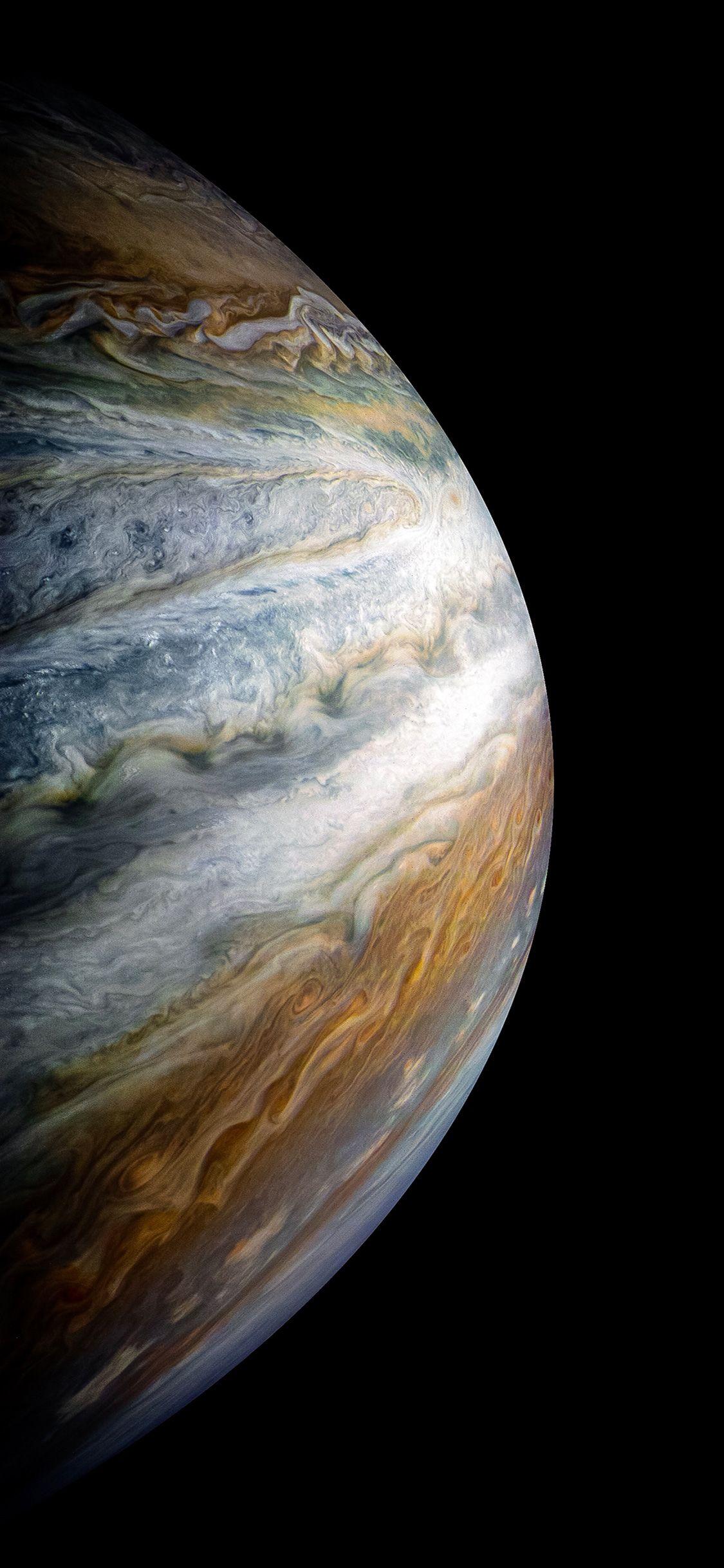木星 Iphonexs 公式 壁紙 高画質 画像 ダウンロード 宇宙 壁紙
