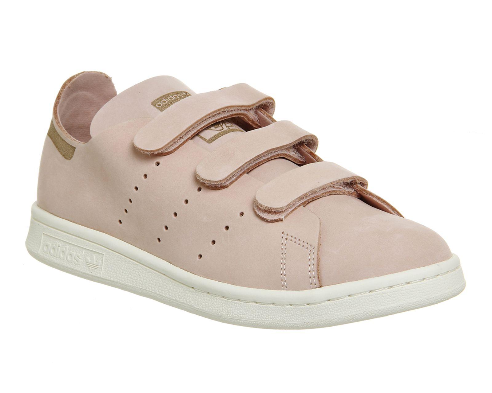 Adidas Stan Smith CF Vapor Rosa Blanco zapatos Pinterest
