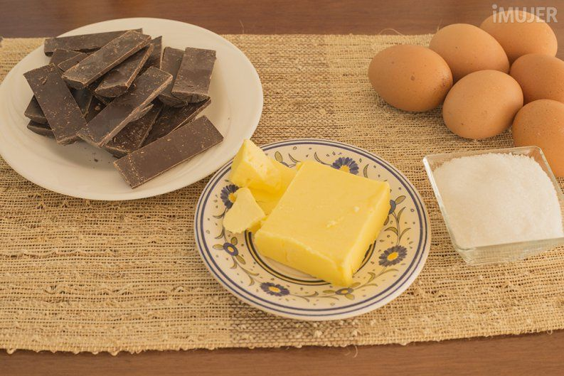 Torta de chocolate con 4 ingredientes - IMujer