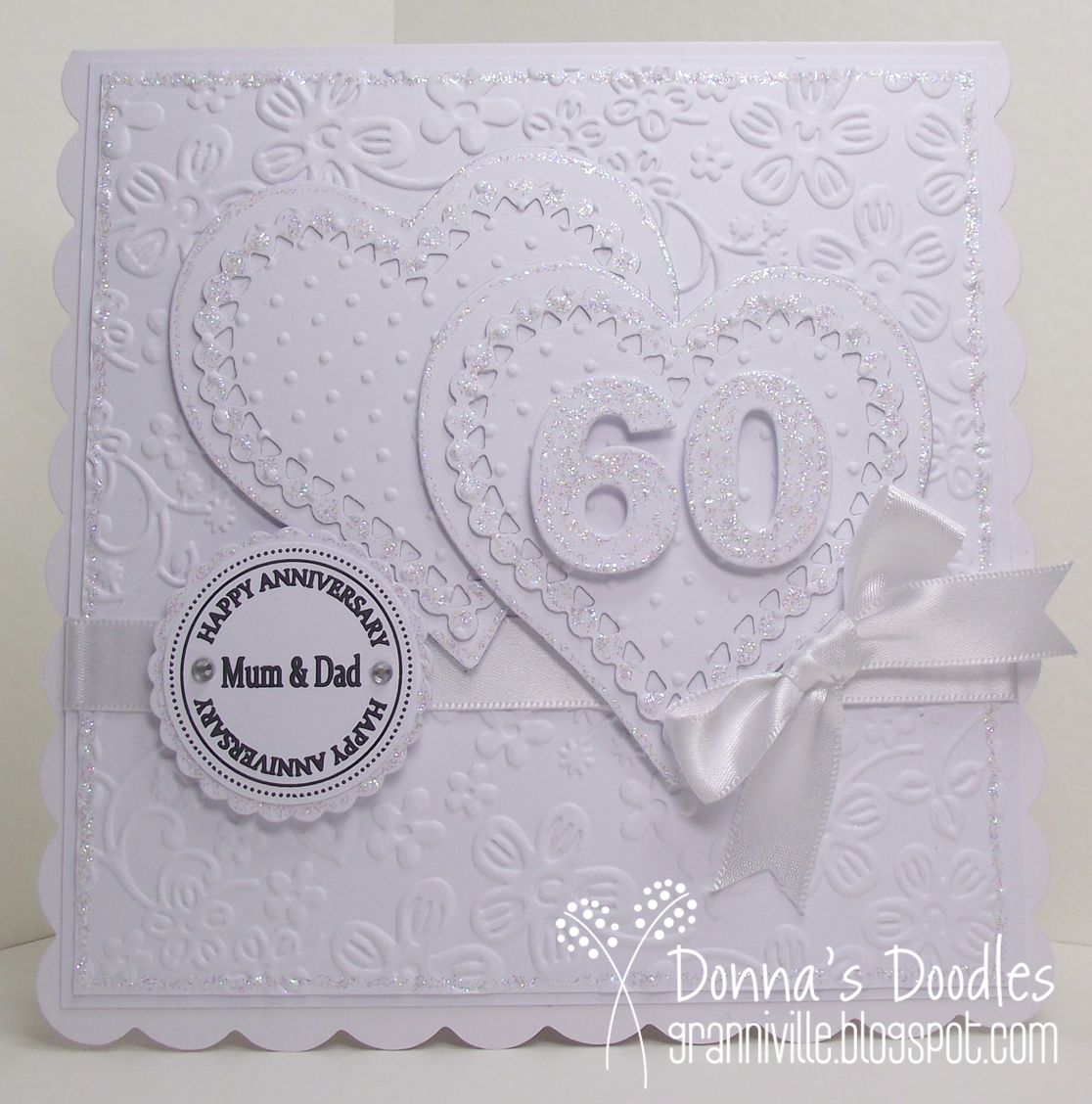 Superb 60th Wedding Anniversary Card Making Ideas Part - 4: [ Donna Doodles Wedding Anniversary Cards ] - Love Anniversary Card Doodle  Hearts Doodles Christmas Greeting Card Free Vector By,donna S Doodles  Wedding ...