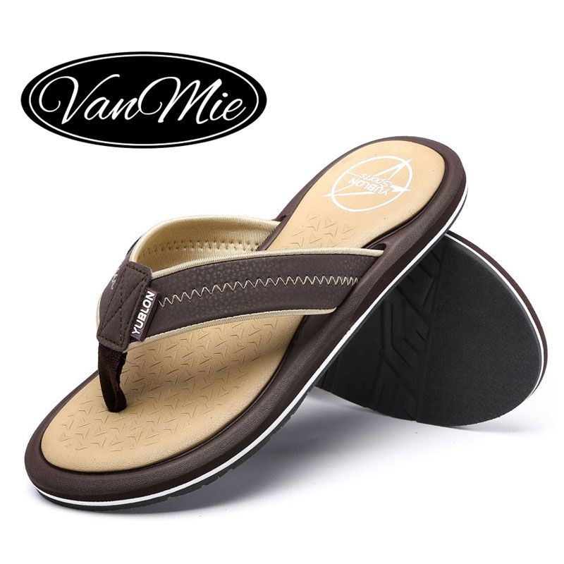 Unisex Summer Roaring Stag Beach Slippers Home Flip-Flop Flat Thong Sandal Shoes