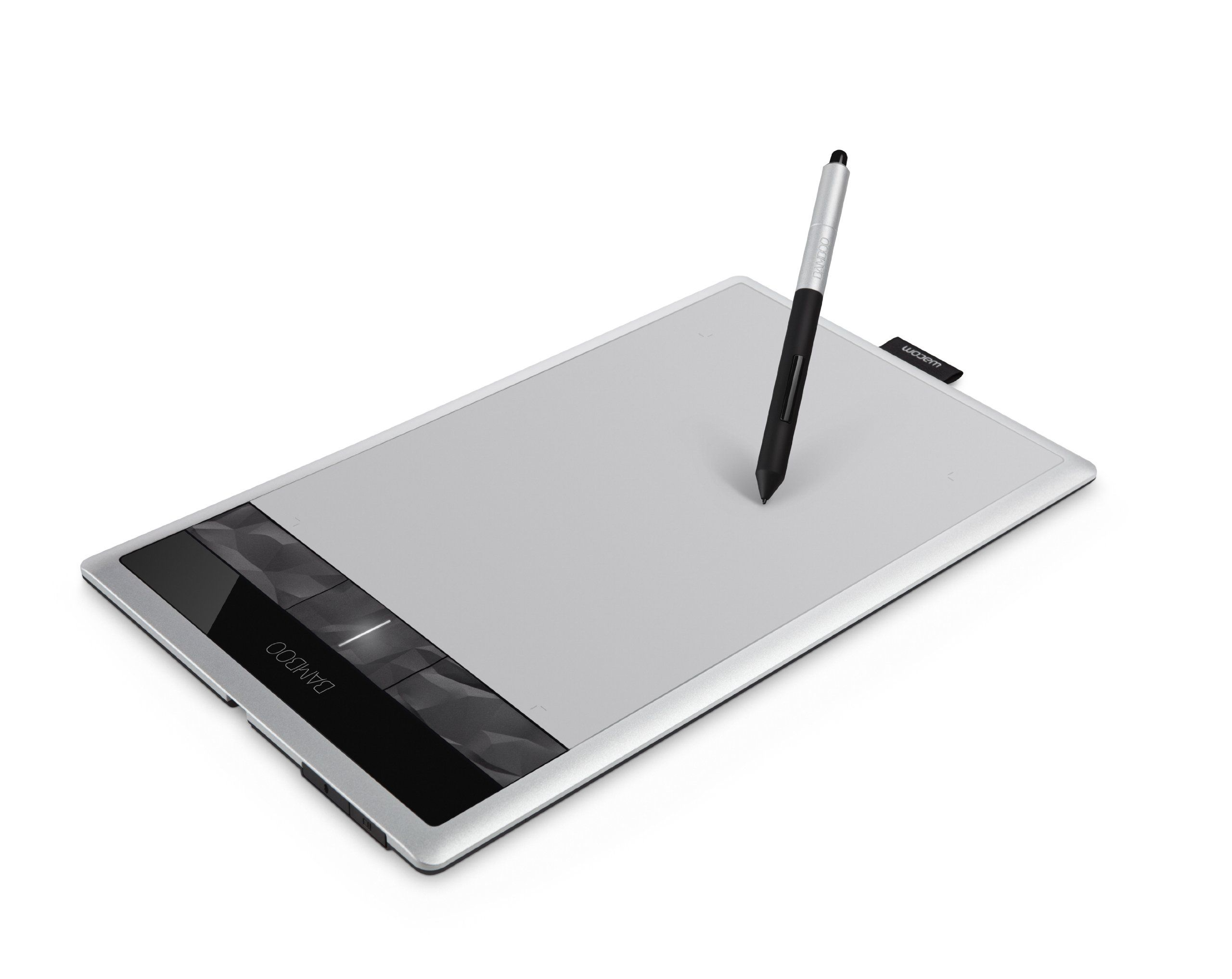 Amazon Com Wacom Bamboo Create Pen And Touch Tablet Cth670