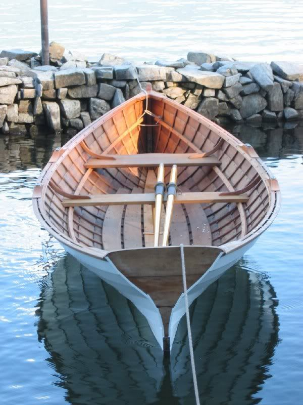 Wood Boats | Re: Acorn skiff plans - Duck Flat Wooden Boats | ideas for my painting | Boat ...