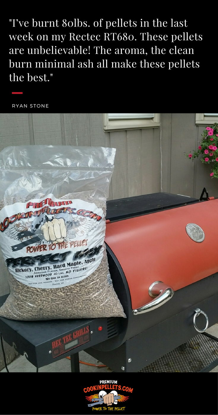 Thanks Ryan We Think They Are Pretty Unbelievable Pellets Too Pellet Grill Recipes Pellet Grill Hardwood Pellets