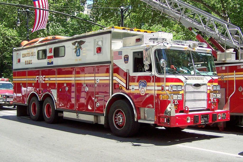 FDNY Rescue 1 Pierce HRS FDNY Pinterest Piercing