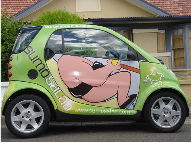 12 Crazy Cool Custom Smart Car Designs   Smart car, Smart auto ...