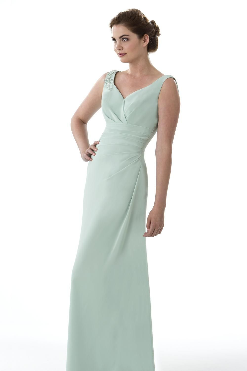 Affordable and Cheap Bridesmaid Dresses   E136   Essentials by True ...
