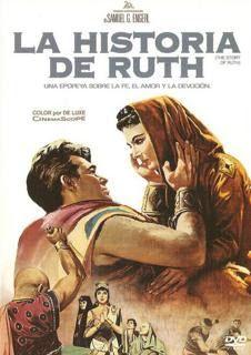 La Historia De Ruth Dvdrip Latino Películas Cristianas Peliculas Catolicas Carteles De Películas