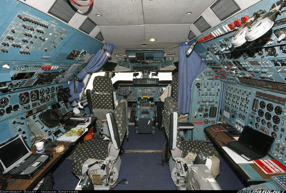 Antonov An 225 Mriya Cockpit Jetliner Cargo Planes