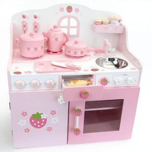 Mother Garden Large Simulation Kitchen Toys Children Educational Wooden Toys Play House Christmas Gift From Lin007007 535 17 Dhgate Com Toy Kitchen Set Kids Wooden Kitchen Toy Kitchen