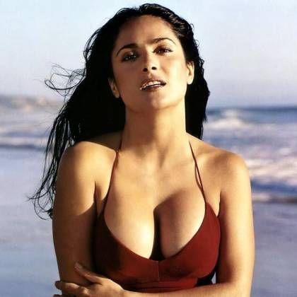 Image result for salma hayek hot bikini