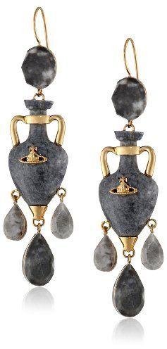 Vivienne Westwood Berenice Earrings on shopstyle.com