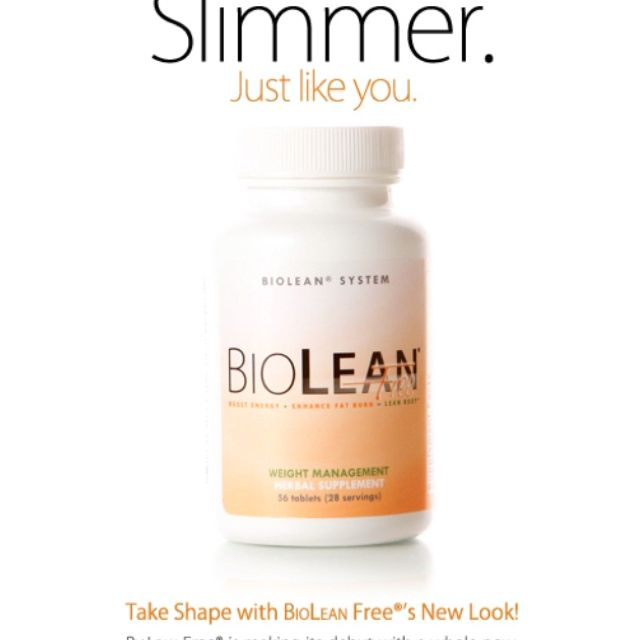 Get Slimmer with Biolean Free from www.wangoswellness.com