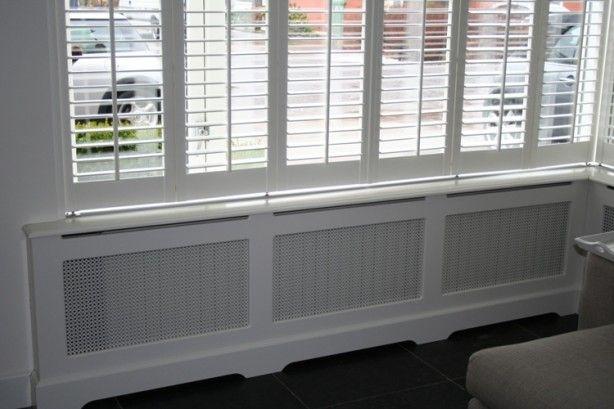 Site heet joro mooie radiator en shutters voor op de slaapkamer